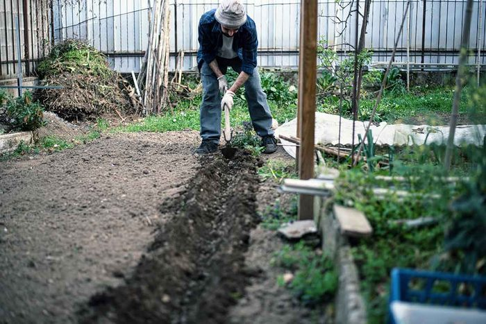 Tilling Garden