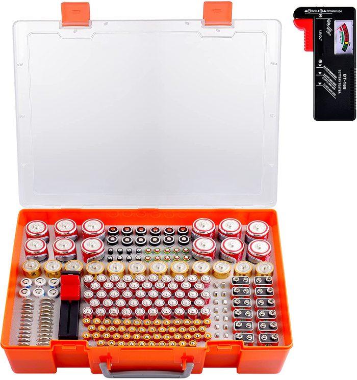 Batteryorganizercase