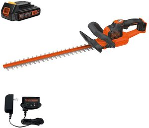 This Black and Decker Hedge Trimmer Is Our Favorite Amazon Prime Day Deal