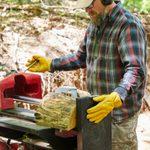 Log Splitter Safety Tips