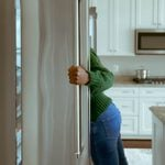 If You Hear Water Dripping Behind Your Fridge, This Is What It Means