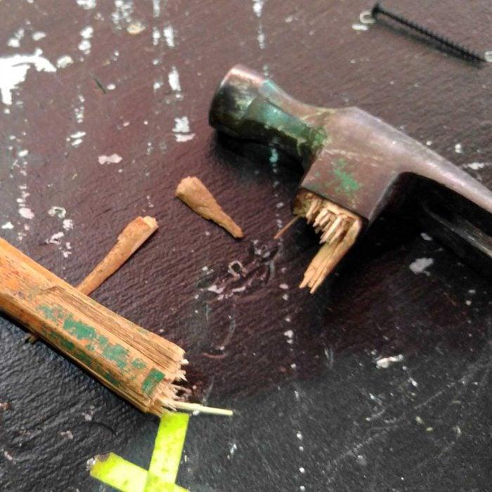 Broken Hammer