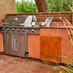 Are You Ready for a Built-In Grill?