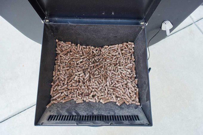 Pellet Smoker