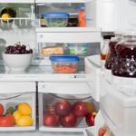 Storage Solutions for Counter-Depth Refrigerators