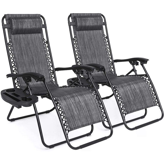 Zero Gravity Chairs 2