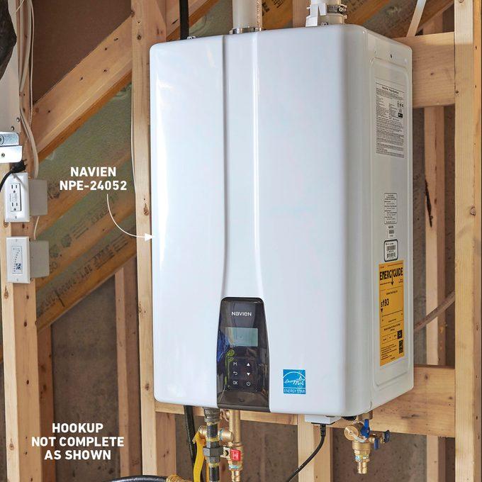 Navien NPE-240s2 Water Heater