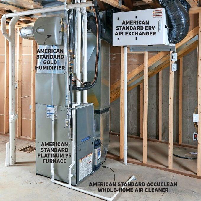 American Standard HVAC System