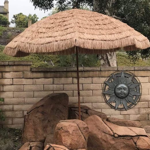 5 Best Palapa Umbrellas for Your Backyard