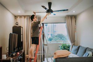 Why Is My Ceiling Fan Making Noise?
