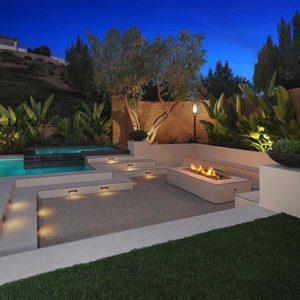 12 Outdoor Fire Pit Lighting Ideas