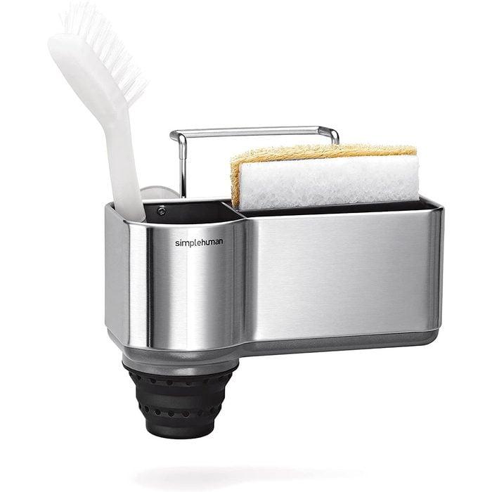Sink Brush Holder