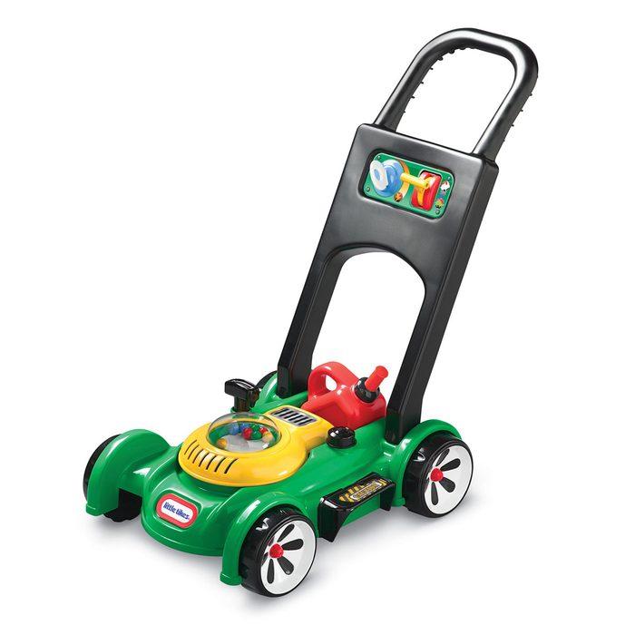 Toy Push Mower