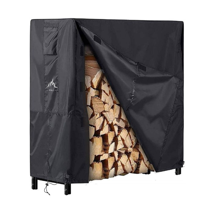 Best Outdoor Firewood Rack, Cover Only