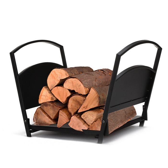 Best Small Outdoor Firewood Rack
