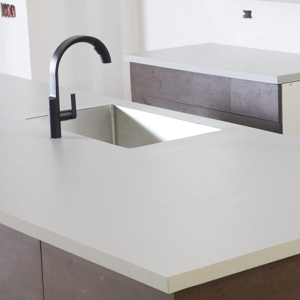How to install a flushmount sink