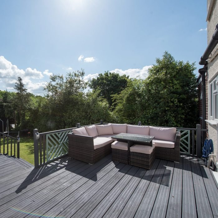 compost deck furniture