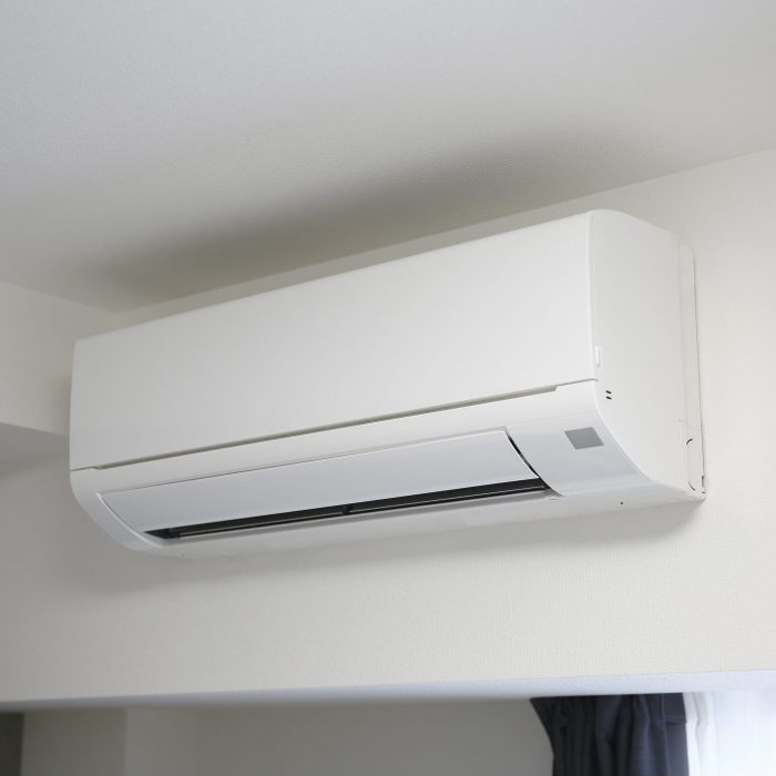 Air Conditioner In The Room