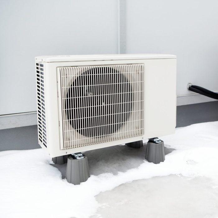 Mini Split Heat Pump Outdoor Condenser Units