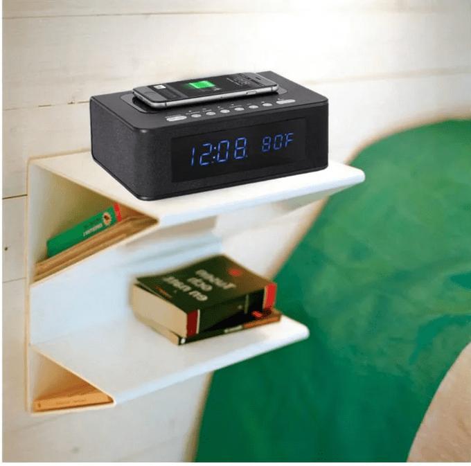 Home Depot Bluetooth Speaker Clock