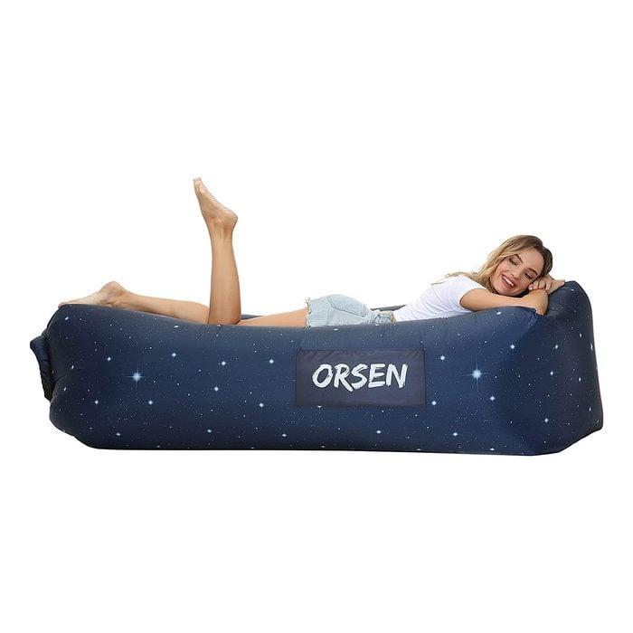 Orsen Inflatable Lounger Air Sofa