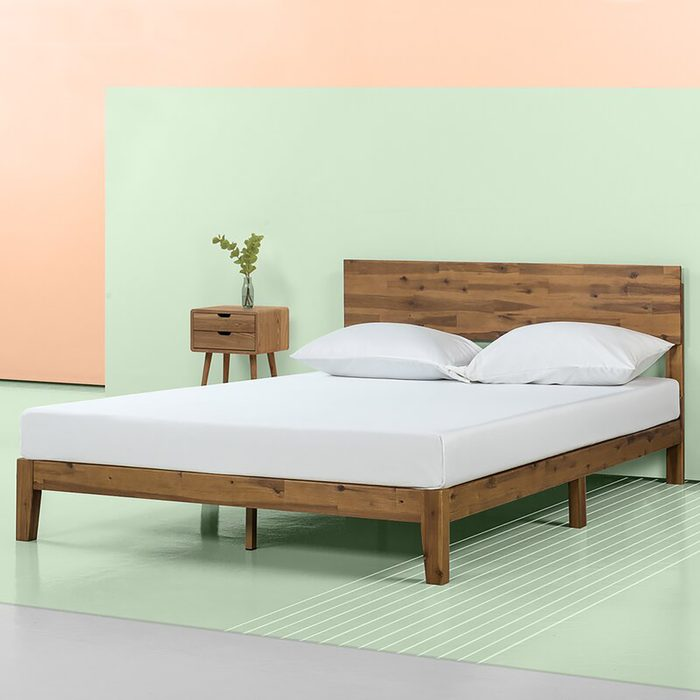 Tara Low Profile Bed Via Wayfair.com