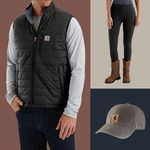 Prepare for Fall Camping and Outdoor Adventures with Carhartt