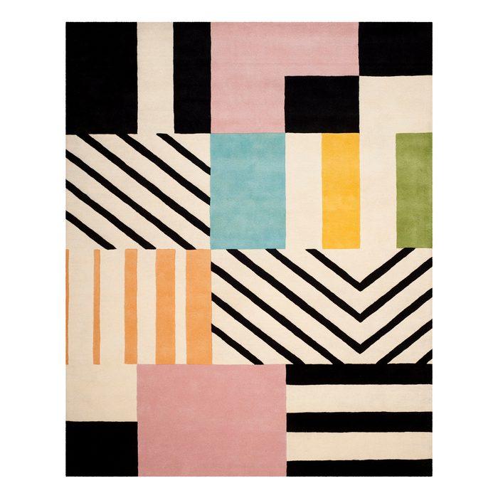 Colorful Geometric Area Rug