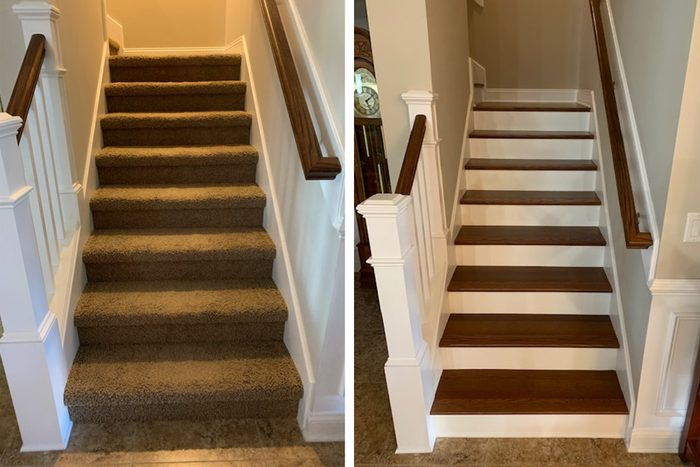 Mark Dearing Staircase Remodel Fhm