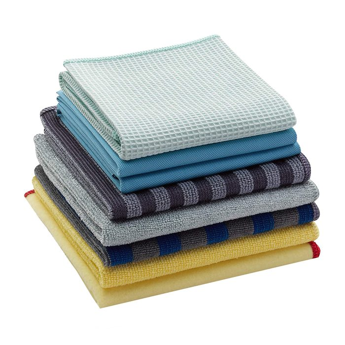 Microfiber Cleaning Cloth Set By E Cloth Home
