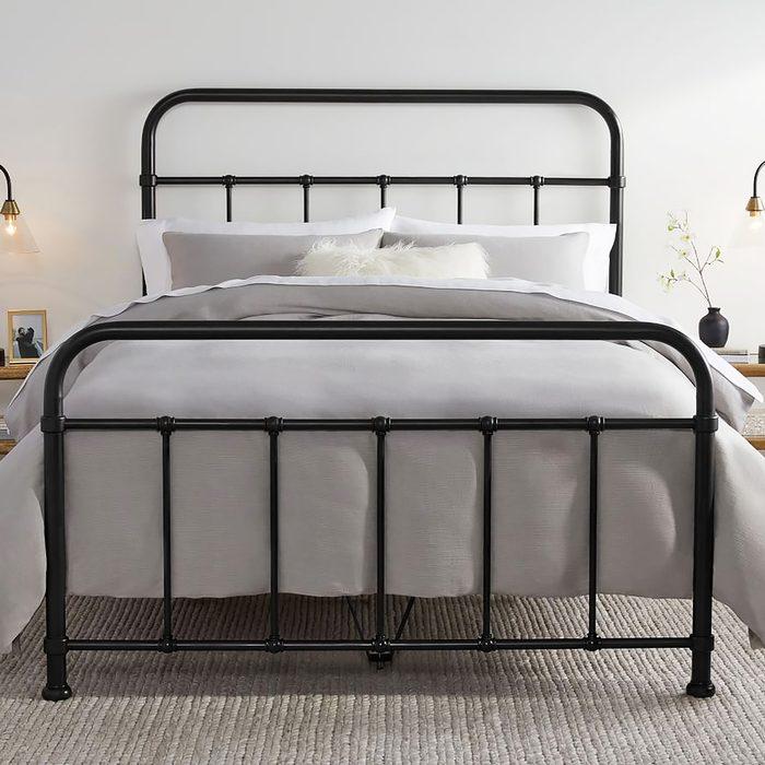 Primus Metal Bed Via Potterbarn.com