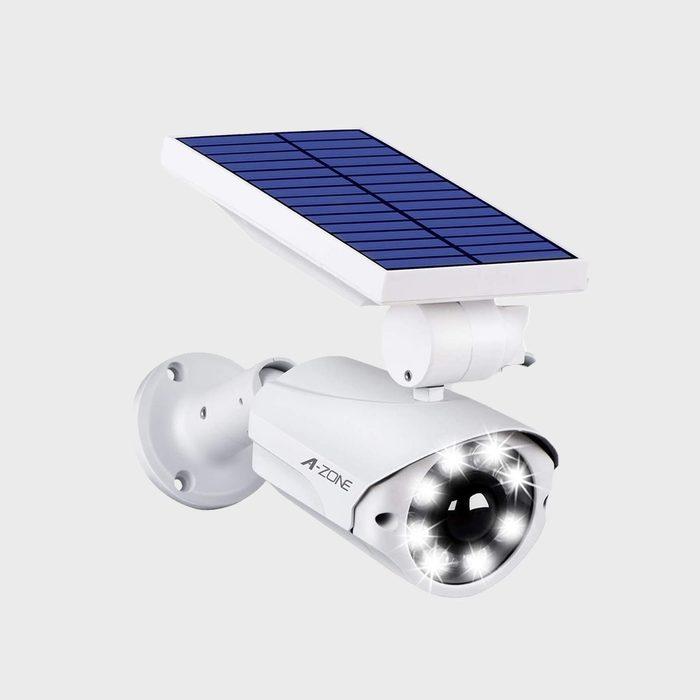 A Zone Solar Motion Sensor Light