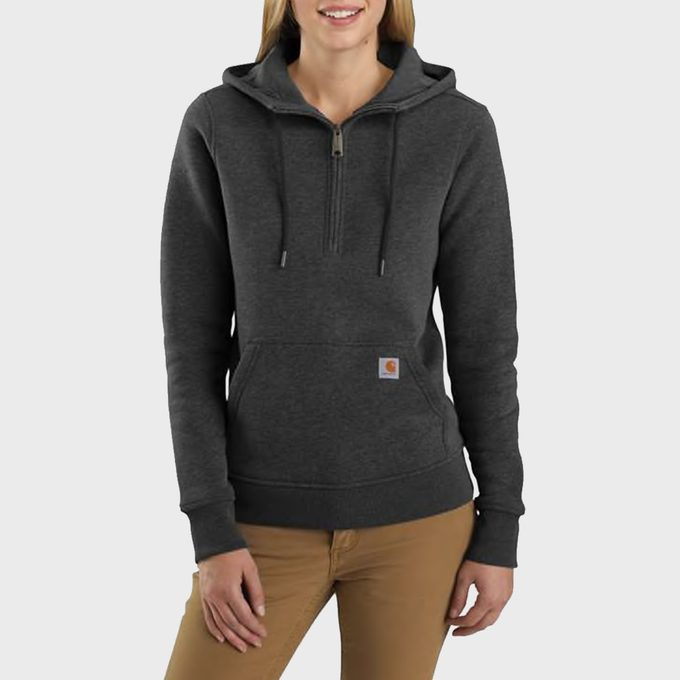 Clarksburg Half Zip Sweatshirt