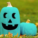 If You See a Teal Pumpkin on Halloween, This Is What It Means