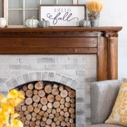 6 Best Ways to Close Off a Fireplace