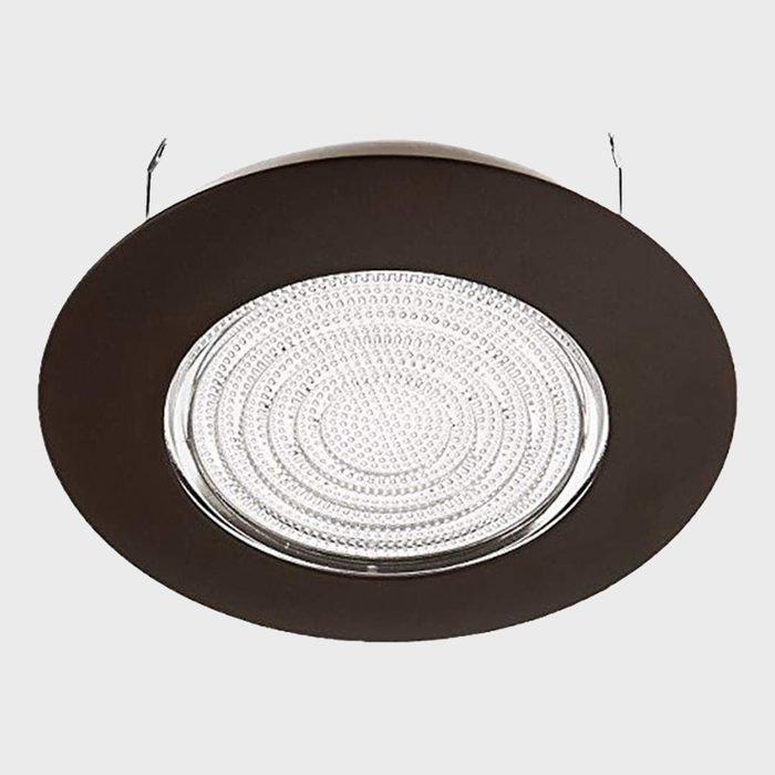 Nicor Oil Rubbed Bronze Recessed Shower Light