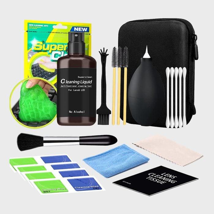 Laptop Cleaning Kit With Storage Box Amazon