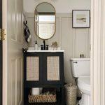 12 Half Bathroom Décor Ideas