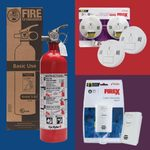 Discounts on Kidde Smoke Detectors and Products