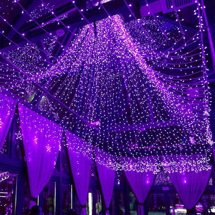 Best Halloween Curtain Lights