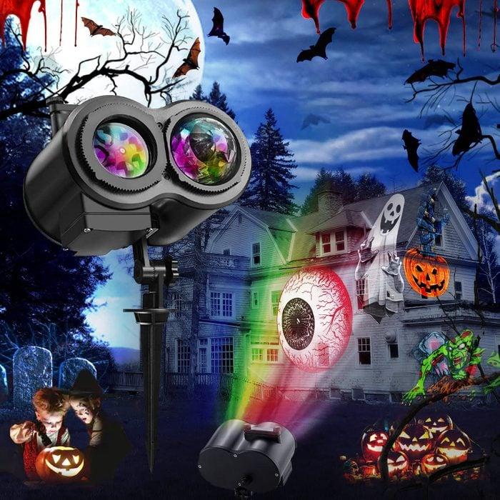 Best Remote Control Halloween Projector