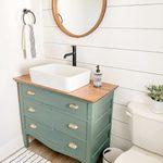 10 DIY Bathroom Vanity Ideas