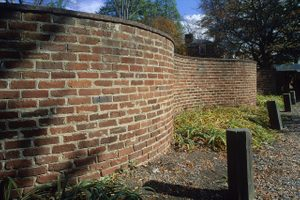 If You See a Wavy Brick Wall, This is What It Means