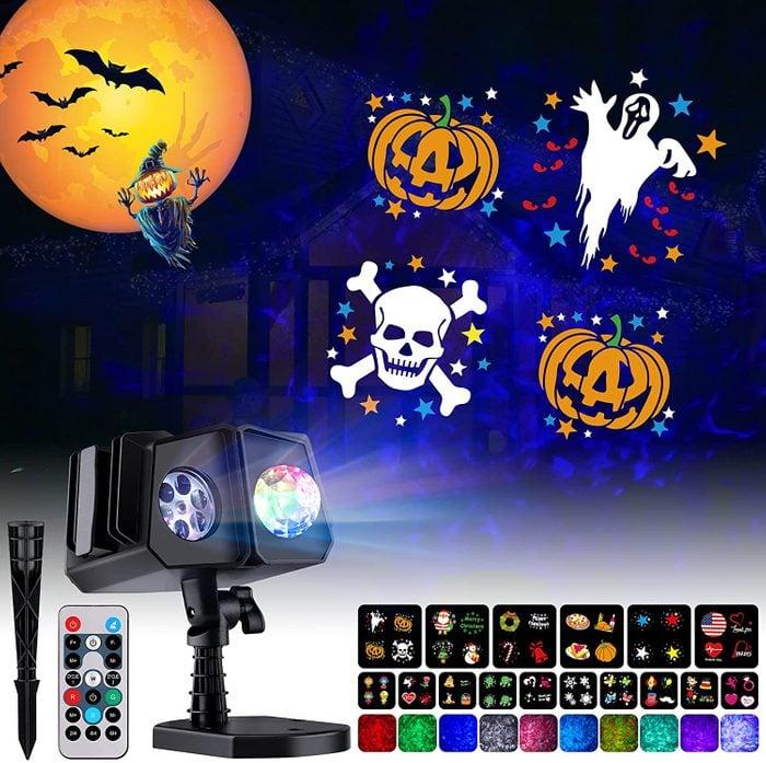 Most Versatile Halloween Projector