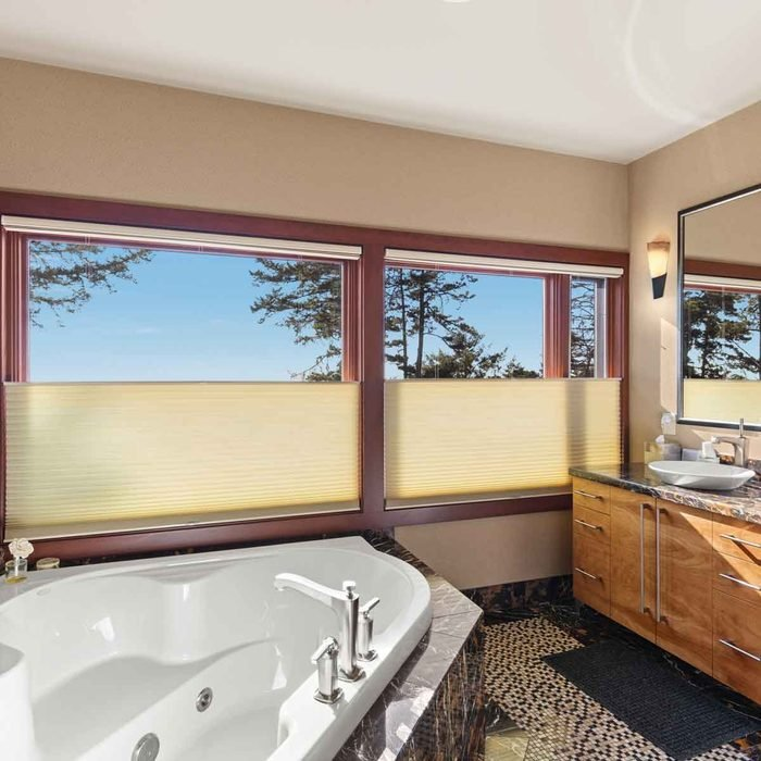 Bathroom Shades