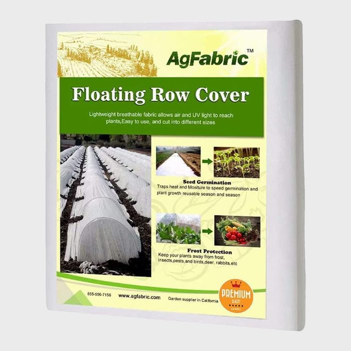 Floating Row Cover For Plants