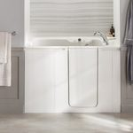 What To Know About Walk-In Tubs
