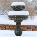 How To Winterize Outdoor Water Fountains