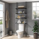 Best Bathroom Over the Toilet Storage Options of 2021